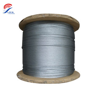2.5mm galvanized Steel Wire Cable use for vineyard