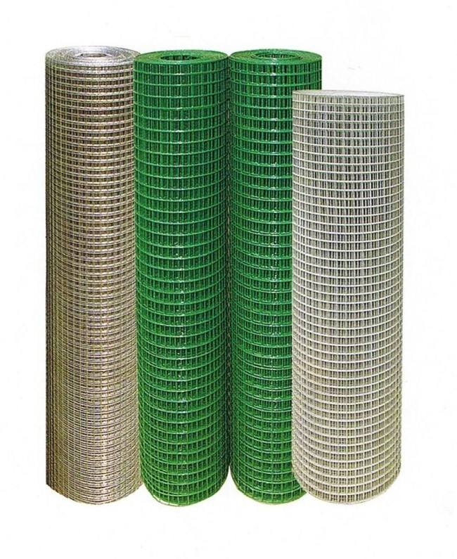 Galvanized Welded Wire Mesh / Cheap Wire Fence Made In China