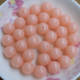wholesale 8MM noctilucous no hole round plastic acrylic decoration balls flower vase filler beads
