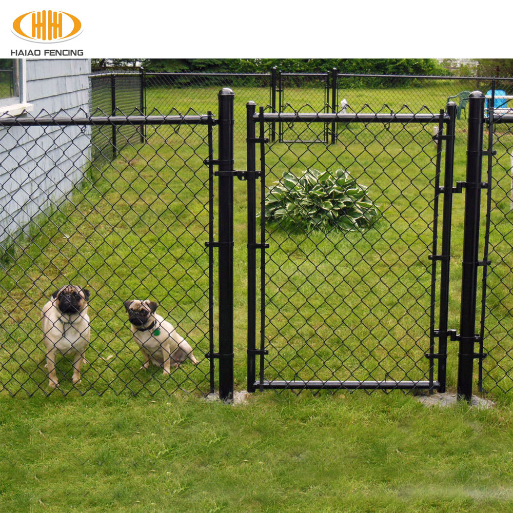 Pannelli in metallo wire mesh chain link fence, chain link fence pannello di camp, chain link fence parti lowes