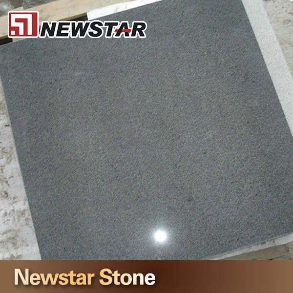 g654 afilado con piedra al aire libre de baldosas de granito