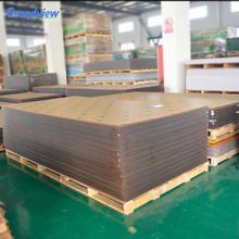 Factory Direct Sale Color Transparent Acrylic Sheet pvc plastic