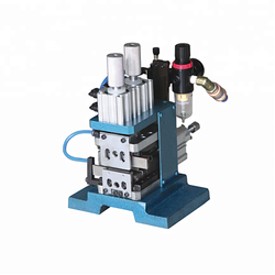 Hot sell cheap pneumatic stripping JG-4F Core wire stripping machine