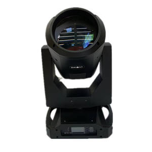 440W Beam Moving Head Light 20R DMX Cuci DJ Panggung Lampu LAZER Sinar Cahaya