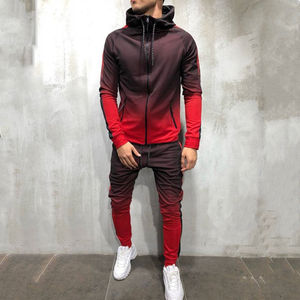 2019 On Sale Fashion Male Tracksuit Casual Autumn Winter Mens Jacket
