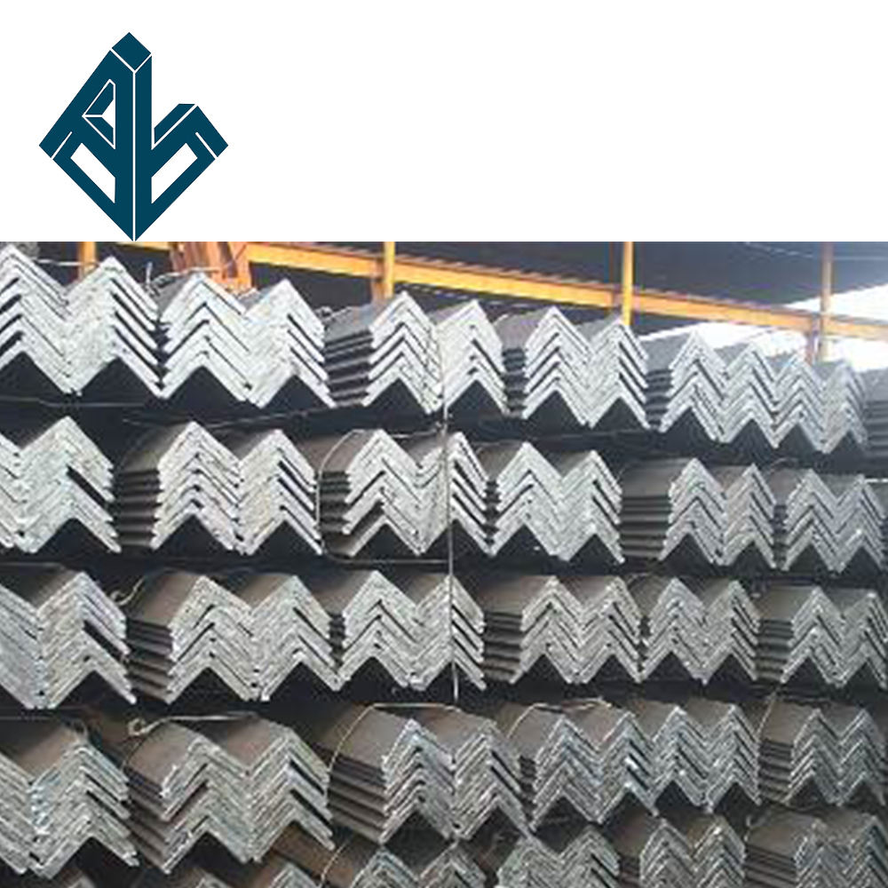 High Quality Lowest Price Galvanized Steel Angle 60X60X6 Sizes And Thickness/Angle Steel Iron Bar Manufacturer China