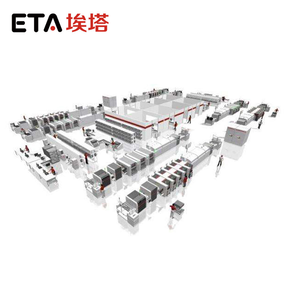 Manufacture Automatic SMT Production Line
