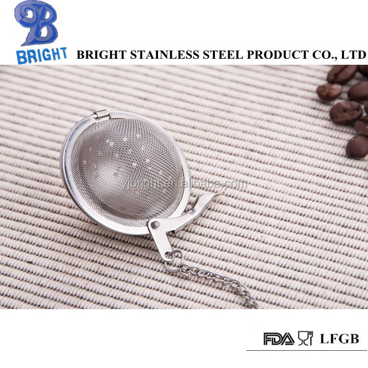 a10076 Stainless steel tea ball
