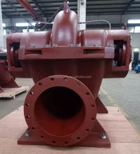 Horizontal Centrifugal Single Phase Long Distance Water Lift Station Pump