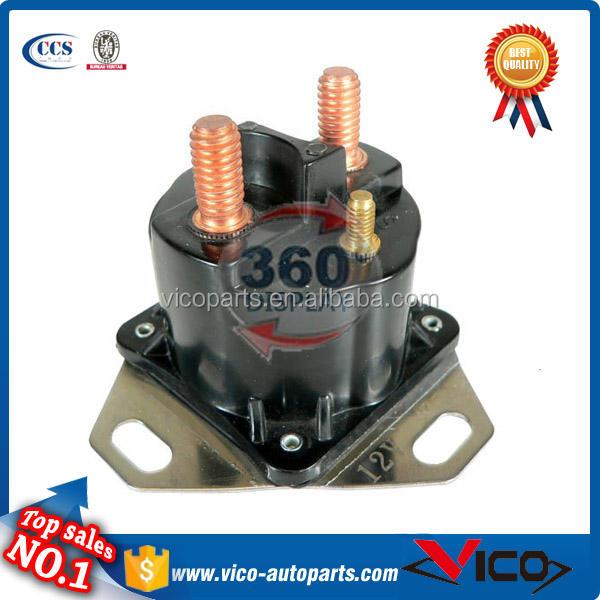 Starter Relais Batterie Interrupteur O.M.C marine Mercury Marine 89-76416a1 12 V