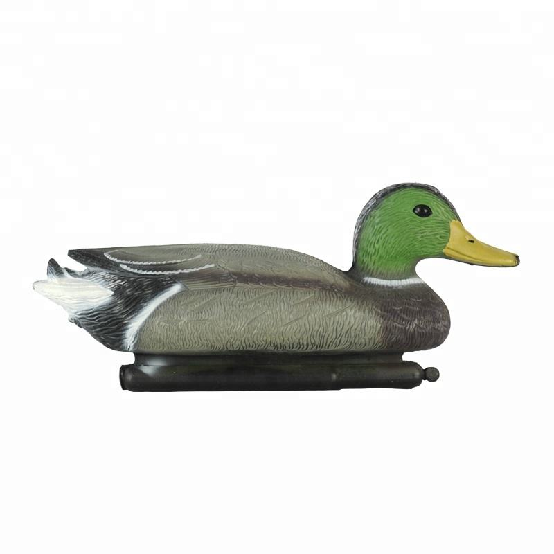 2020 hot sale Plastic duck decoy hunting differential Greenhead gear