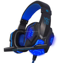 Plextone Cool PC780 Over-ear Headset Wired Gaming Headphone Gamer Earphone With Mic USB Led Light Headphones For Computer Gamer