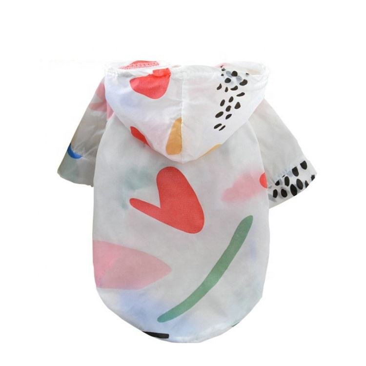 Heyri Pet 2018 Summer Hot Style Pet T-shirt Dog Vest Pet Dog New Sunscreen Clothes Popular on Instagram Dogs Sunscreen Coat