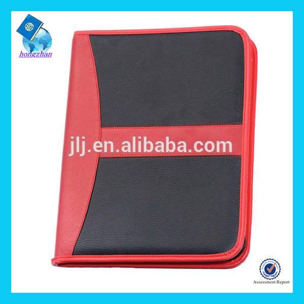 أزياء حمراء محفظة جلدية اليدوية للنساء