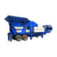 Good Supply Granite Track Mounted Portable Crushing Line Crusher