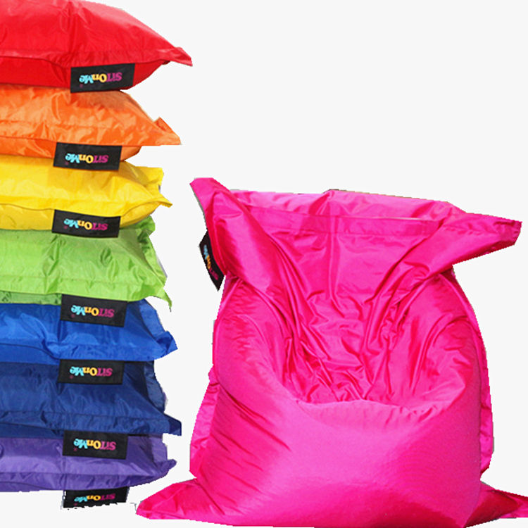 Musim Panas Modis Fat Boy Beanbag Kursi Sitzsack Outdoor