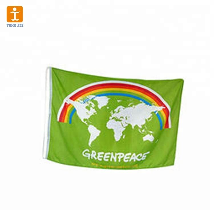 48h delivery 3X5 Customized logo Printing Flags,promotional advertise flag