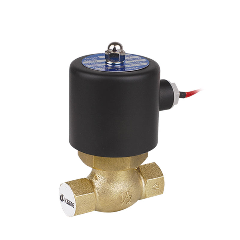 2/2 Way US Series Pilot 운전, 물 스팀 Solenoid Valve