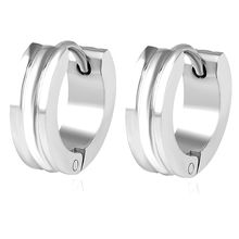 98298 xuping huggie aretes de mujer, earring boucles d'oreilles, earring jewelry