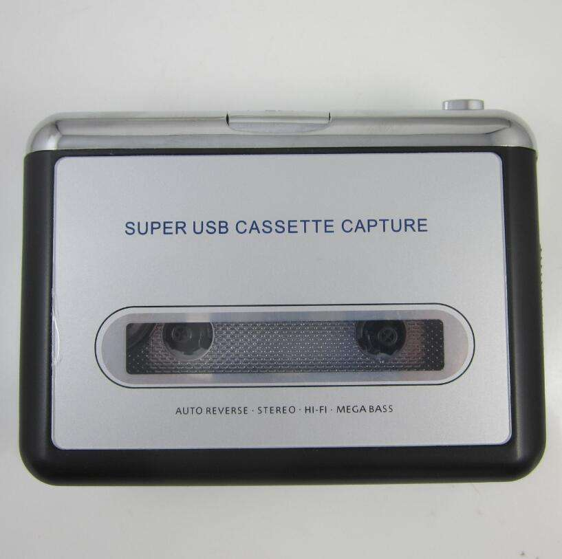 New Vaas Tape super USB PC Cassette to MP3 audio Converter capture Player