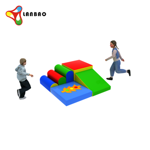 Foam Soft Indoor Playground  Soft Play Area