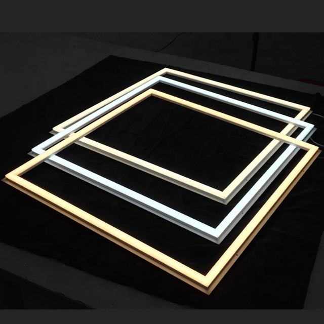 Indoor lighting LED hollow panel light 2x2 ceiling 48W