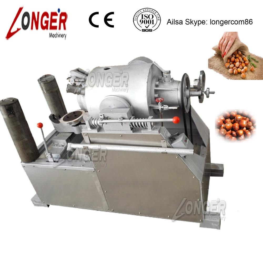 Hazelnut cracking machine/pistachio nuts opening machine
