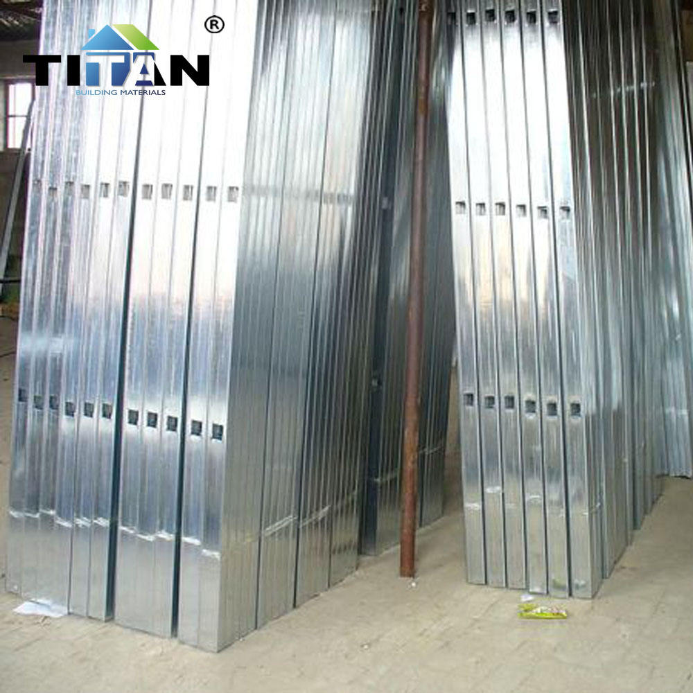 Metal Frame Steel Studs Price For Gypsum
