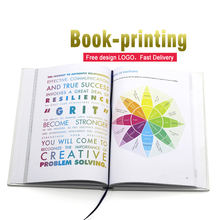 Wholesale custom book cover Bible/magazine Cheap thick hardcover Book Printing