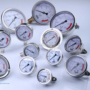high pressure gauge for water