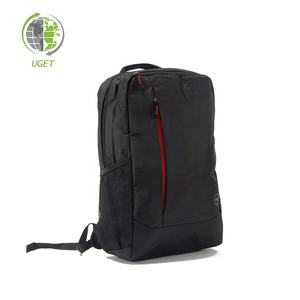 Free Sample 3 Compartment Bag Men Custom 15.6 17 Laptop Backpack