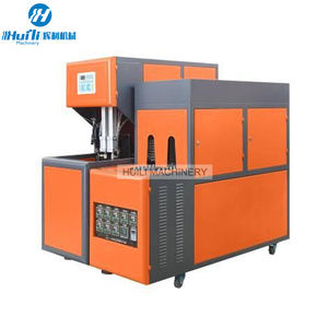 Semi - auto blow moulding machine