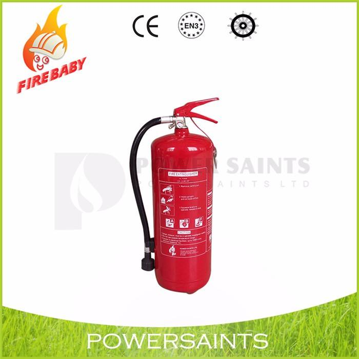 Chine fabrication professionnelle l'approbation en3 <span class=keywords><strong>9l</strong></span> <span class=keywords><strong>extincteur</strong></span> <span class=keywords><strong>à</strong></span> <span class=keywords><strong>mousse</strong></span>