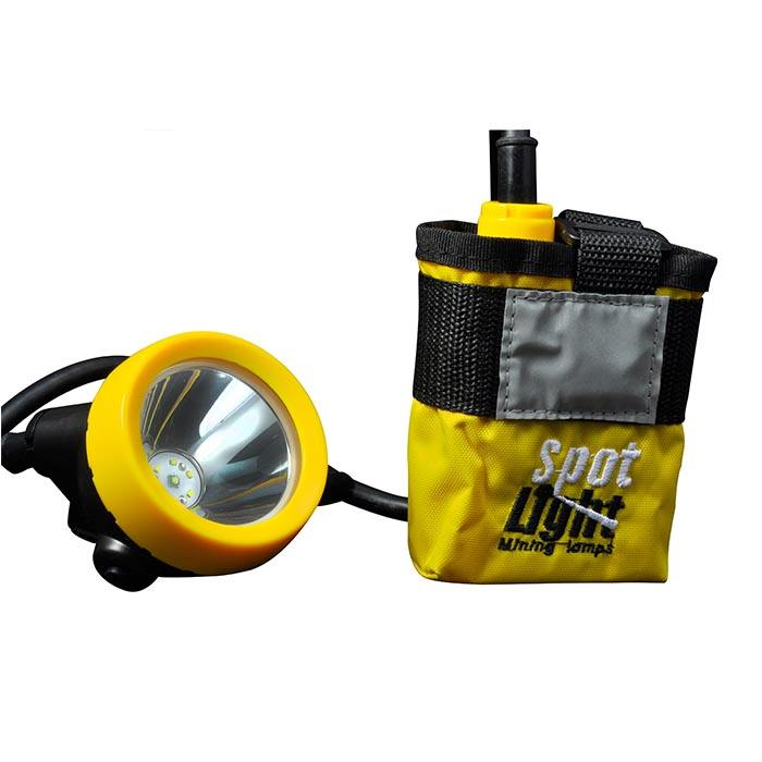 15000lux explosion proof LED safety helmet mining lamp