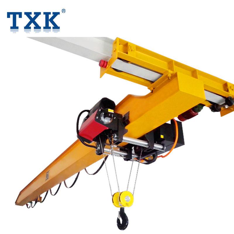 TXK EOT Electric Overhead Traveling Crane Price