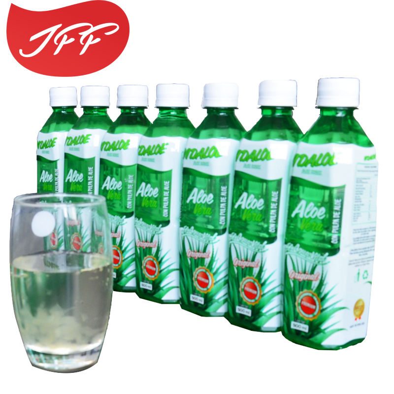 Pure aloe vera water - OEM service - Competitive price - First Fruits Beverage