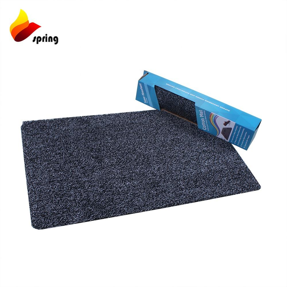 Absorb Mud Heavy-Duty PVC Entrance Door Mat