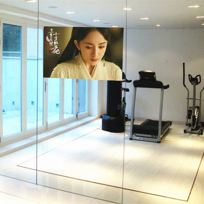 China Lcd Magic Mirror Tv For Advertising With Best Price