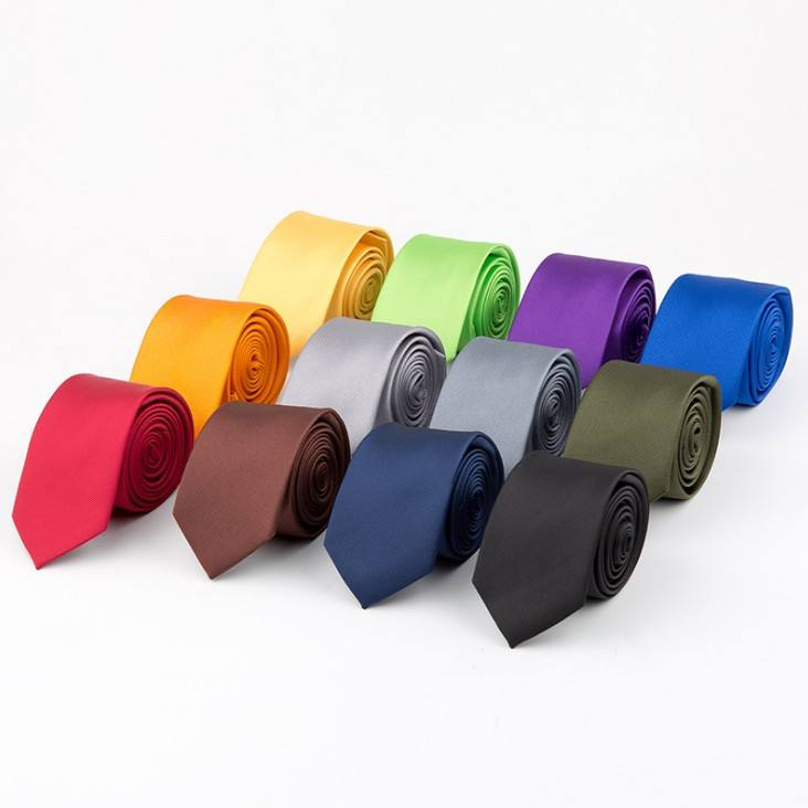 China supplier hot sale polyester necktie