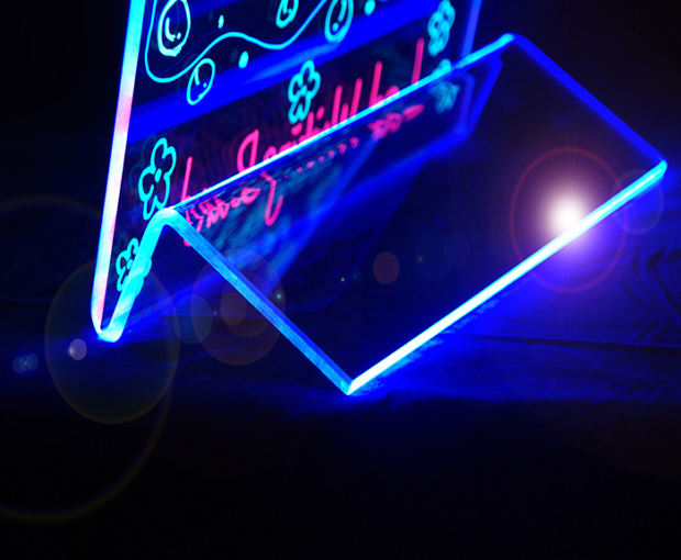 led lighting display with led display screen pepsi el poster acrylic backlit led light box display rgb el wire