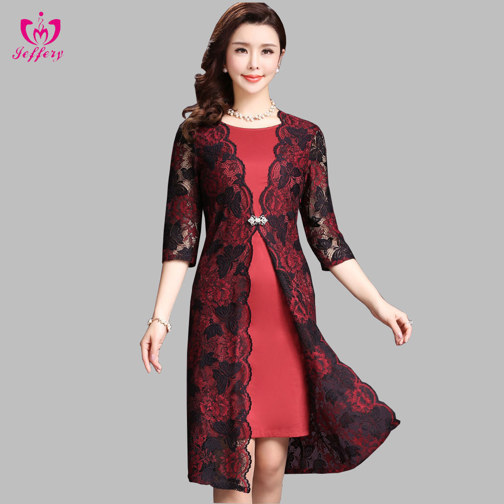 Fashion deux ensembles pictures formal dresses women