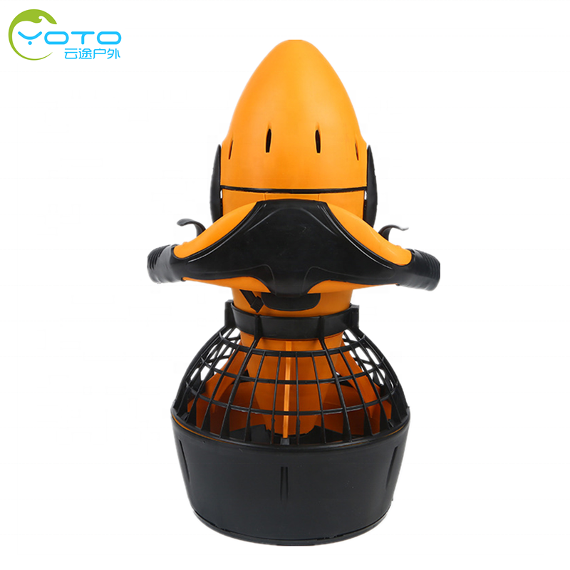 Powerful 24V 300W 30M Deep Marine Electric Underwater Sea Scooter for Diving,Snorkeling