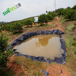 HOT SALE! fish farm best quality waterproof material HDPE membrane pond liner with cheap price