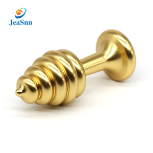 China Manufacturer Custom Brass CNC Machining Parts Service