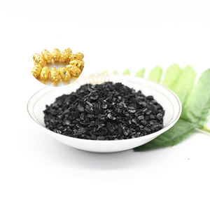 Coconut Shell Charcoal Granular Activated Carbon For Gold Extracting Industry