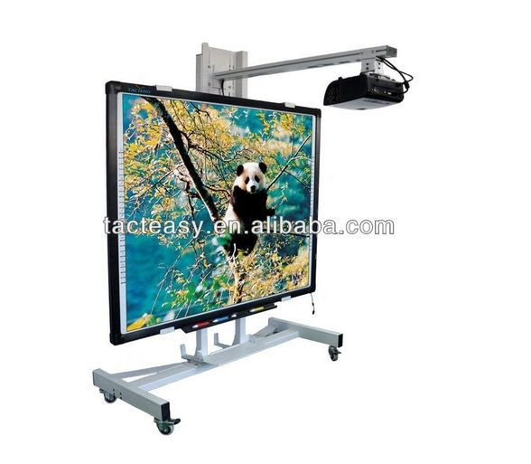 Tacteasy multi-touch educational interactive whiteboards with projectors