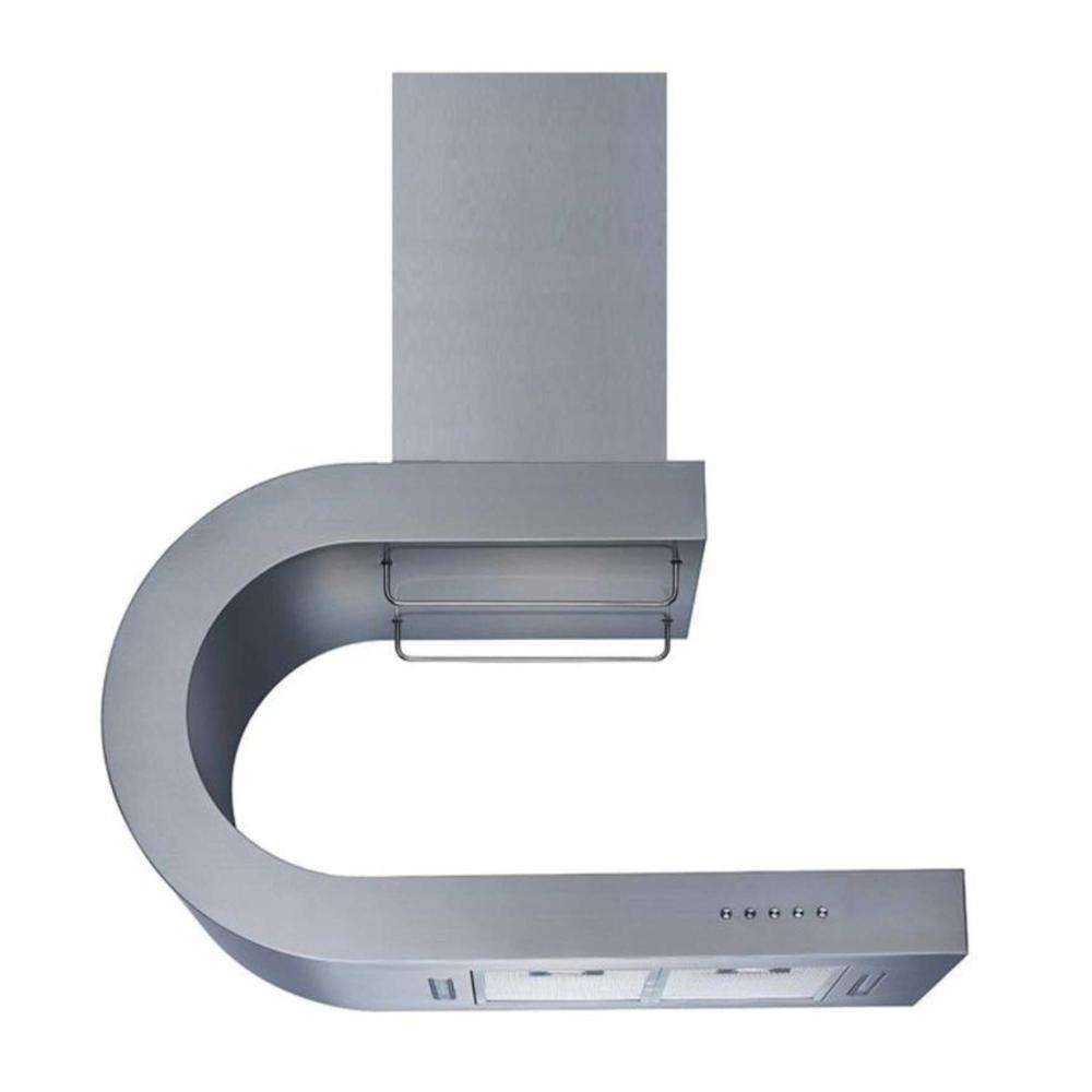 IO0190-P1New Design Stainless Steel Material Kitchen Chimney Island
