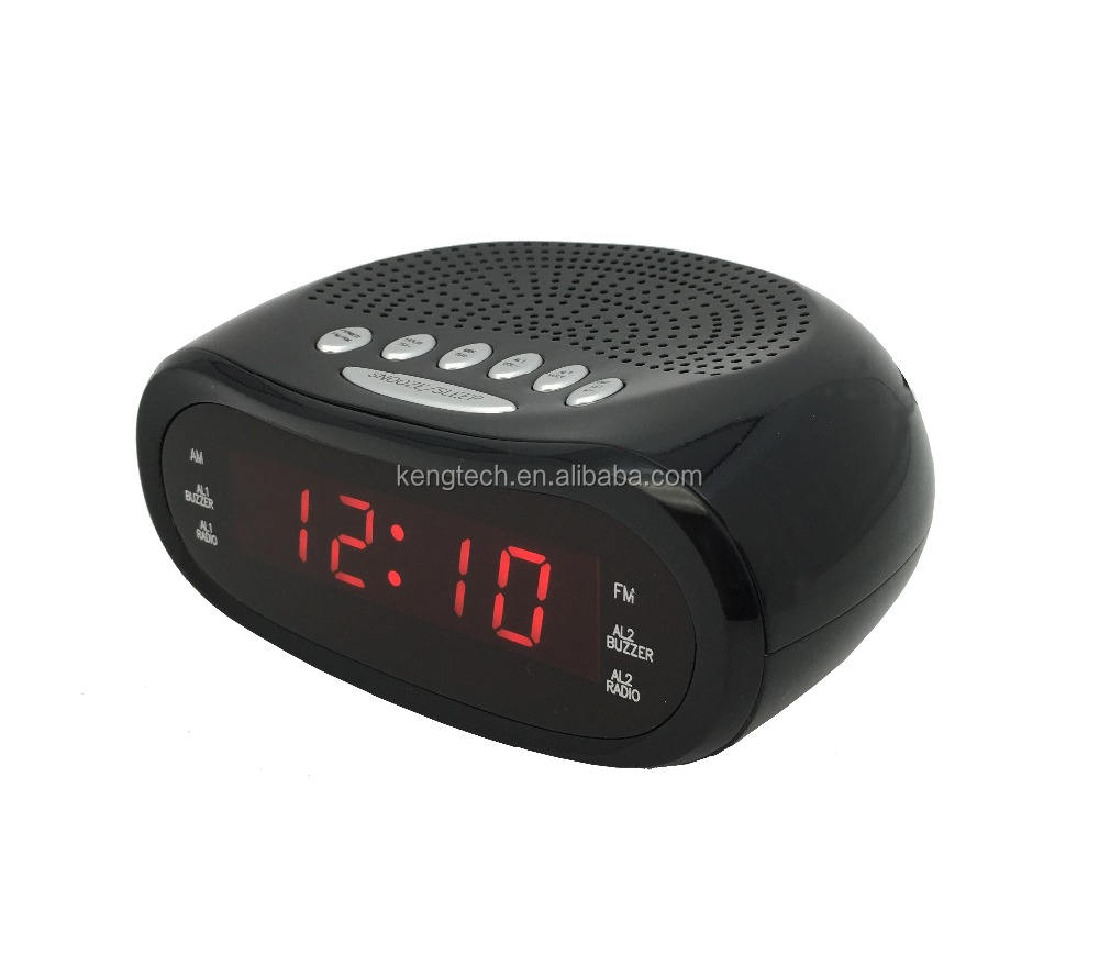 Hotel Use Launch PLL Alarm Clock Radio CT-3838