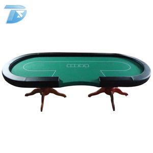Fabricante por atacado mesa de poker pano de velocidade/sentiu poker table top