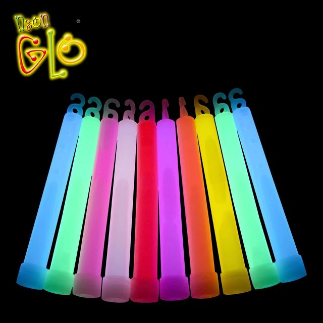 Neon Glowstick 6 Inch Glow In The Dark Stick Voor Promotie